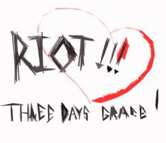 There hit single RIOT