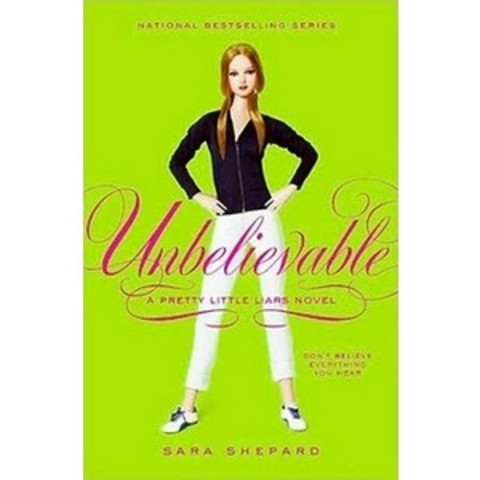Unbelievable is published