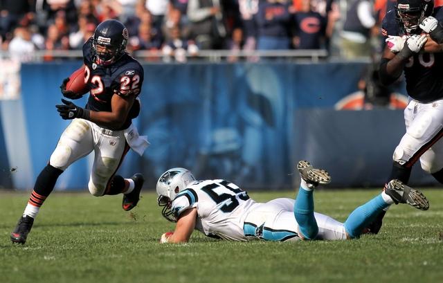 Bears 34 - Panthers 29