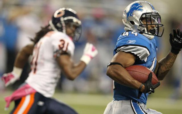 Bears 13 - Lions 24