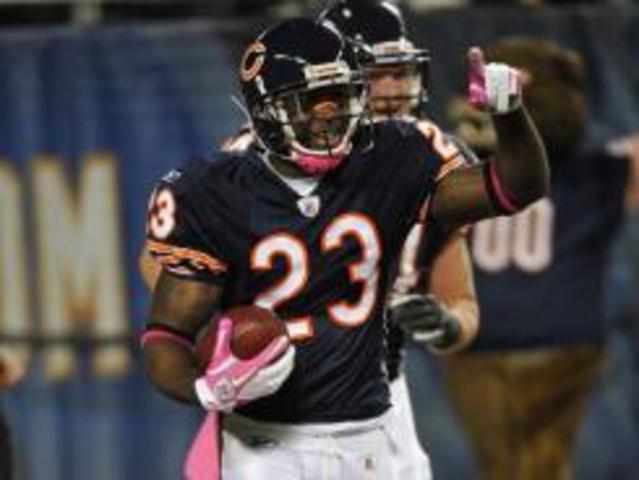 Bears 39 - Vikings 10