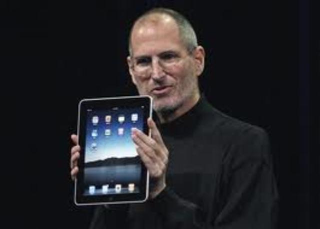 Creación del iPad