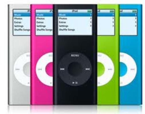 creación del iPod