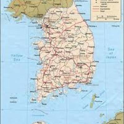 Korea Separation timeline