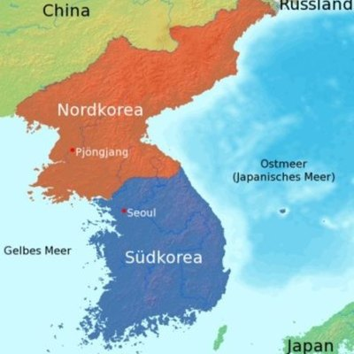KOREA timeline