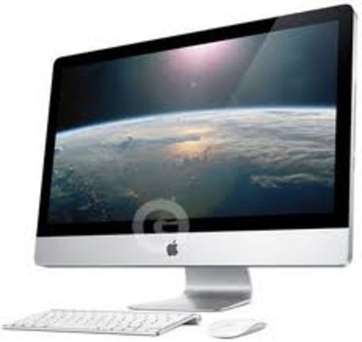 Lanzamiento del iMac