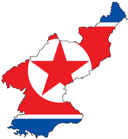 Democratic People's Republic of Korea established