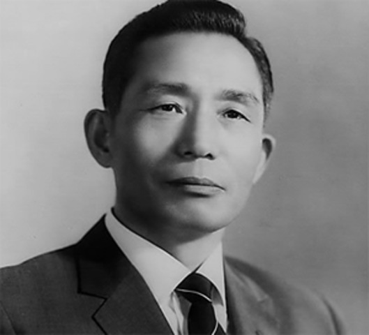 General Park Chung-hee