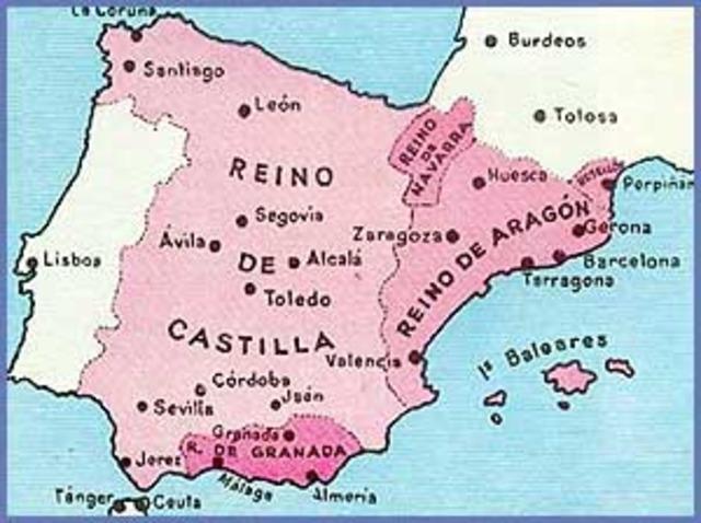 Unión de los reinos de Castilla y de León