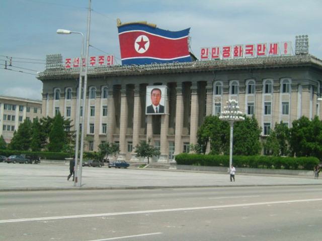 Pyongyang Caputered
