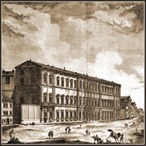 Entra a l´Academia Dei Lincei, primera societat científica de l'època.