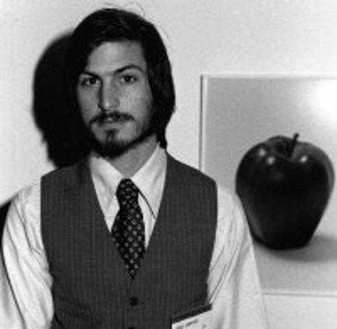 Nace Steve Jobs