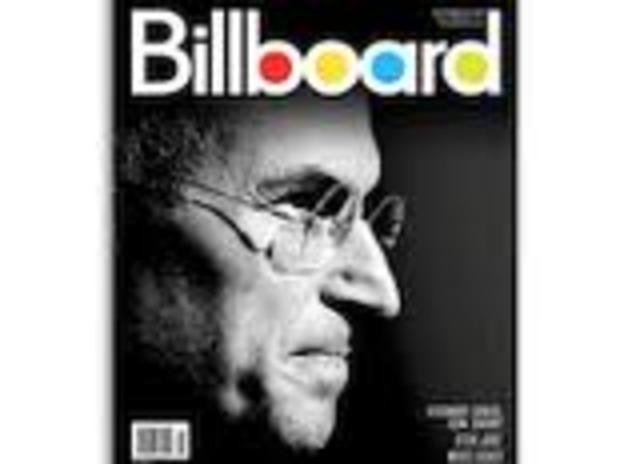 Jobs recibió el Premio al Visionario en los Premios Billboard de Entretenimiento Digital.