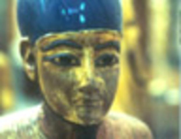 The Step Pyramid At Aqqara, The Tomb Of Djoser