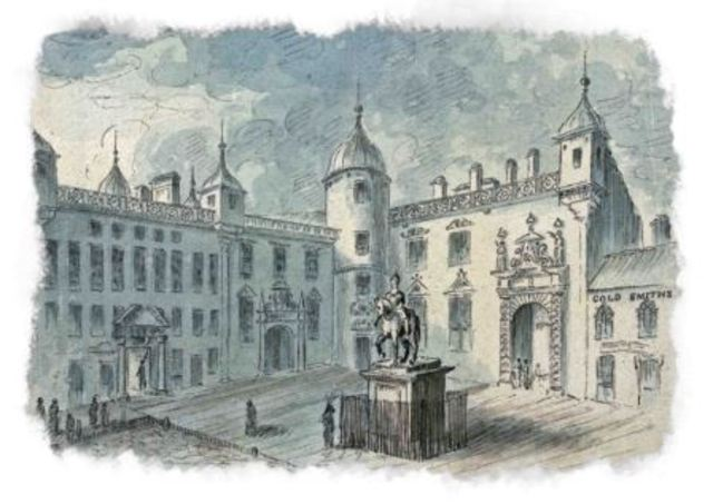 Charles' Third Parliament