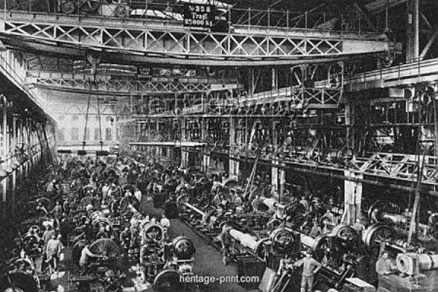 Decrease in Demand for Unskilled Labor