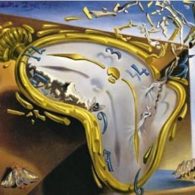 Naturvetenskaplig tidslinje timeline
