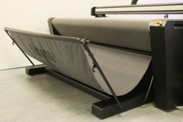 Máquinas papeleras de mesa plana.