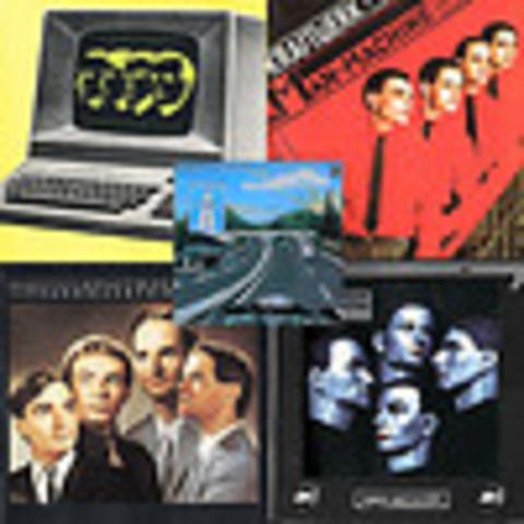 "Kraftwerk release ""Autobahn"""