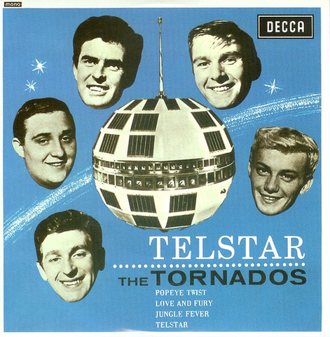 'Telstar' by The Tornadoes is Realesed