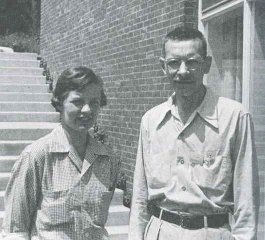 Martha Chase and Alfred Hershey