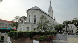 HISTORY OF CHIJMES  timeline