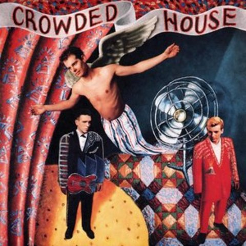 Debut Album 'Crowded House' released