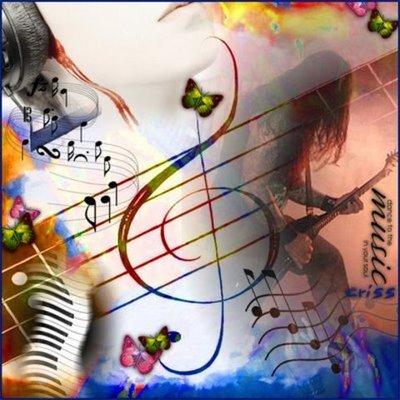 Estudios musicales timeline