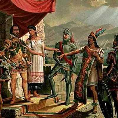 Conquista de Tenochtitlan timeline