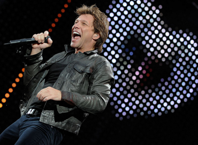 Bon Jovi getting better