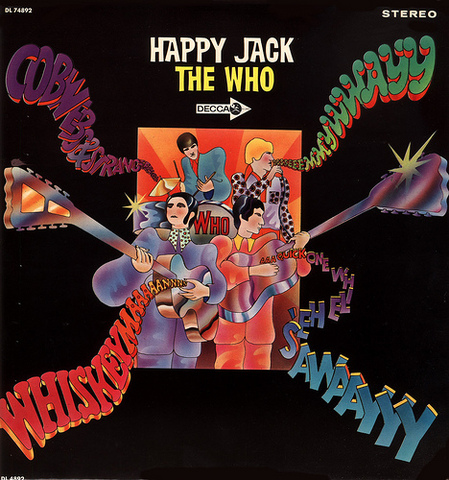 'Happy Jack' by The Who is released
