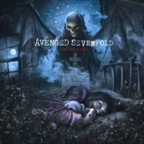 Avenged Sevenfold releases their album 'Nightmare'