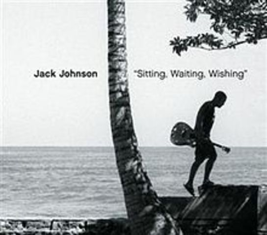 Jack Johnson releases his song 'Sitting Waiting Wishing'
