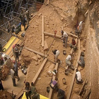 Atapuerca timeline