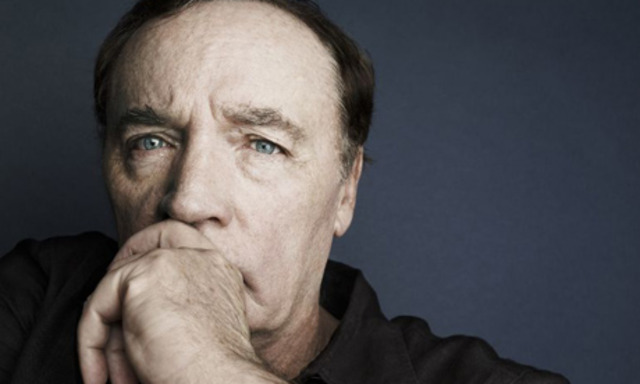 James Patterson today