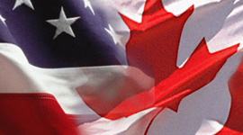 History of United States and Canada timeline