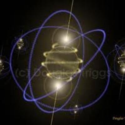Davidsons Atomic Model timeline