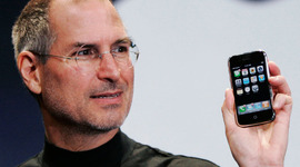 Steve Jobs - by Josh Wenke timeline