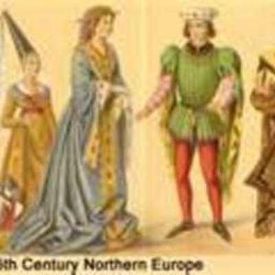 Italian renaissance (1550 - 1700) timeline