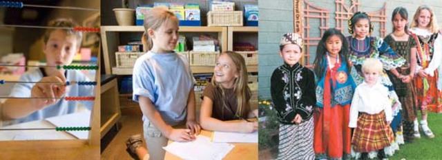 Stand 4 Education Montessori