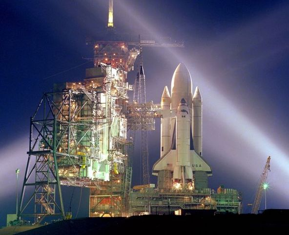 Stand 2 Technology - Space Shuttle