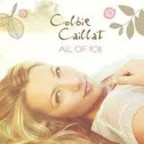 L'album 'All Of You' était publié