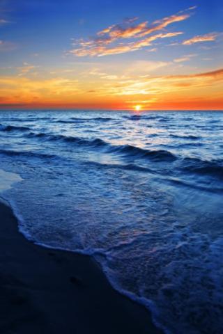 First oceans