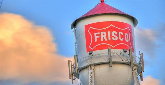 City of Frisco founded