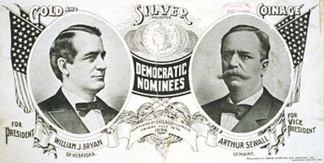 Election of 1896, Dissolves Populist Party