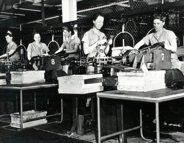 New York City female workers