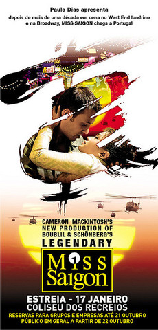 Miss Saigon Opens on Broadway