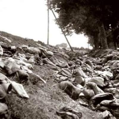 World War 1 and Erich Remarque timeline