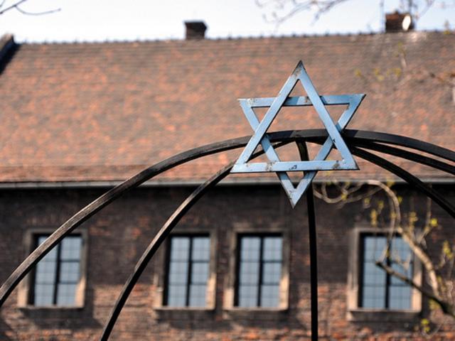 The jew star