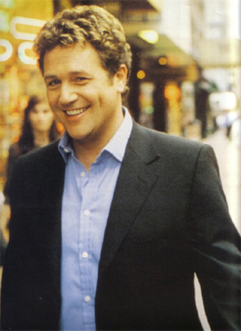Michael Ball is Born